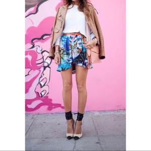 Dresses & Skirts - 🌸host pick🌸 Zara Tropical Skirt